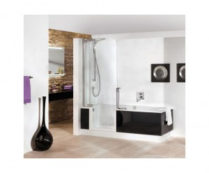 badewanne mit t r testsieger preisvergleich. Black Bedroom Furniture Sets. Home Design Ideas